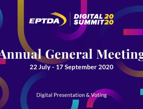EPTDA 2020 Annual General Meeting to be Held Digitally
