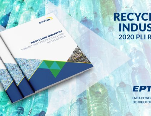 Press Release: EPTDA launches its new Production Line Intelligence Report on Recycling