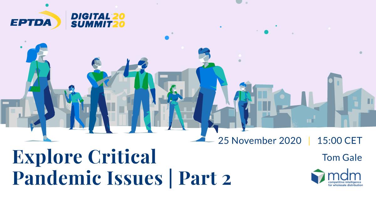 Explore Critical Pandemic Issues | Part 2