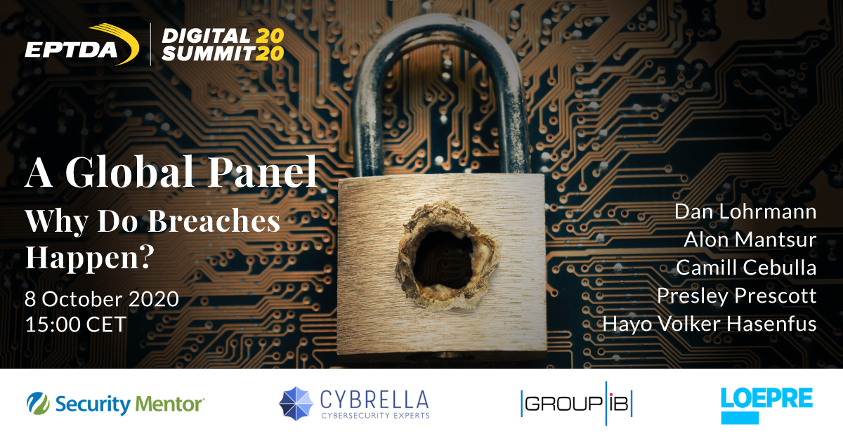 A Global Panel: Why Do Breaches Happen?